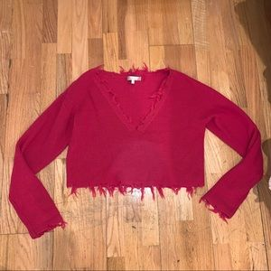 Lovers and friends sweater